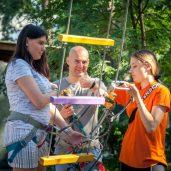 Тарзания - парки активного отдыха в Минске