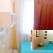 3-я (3 спальни и холл с кухонной зоной) квартира уникальная дизайнерска