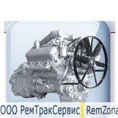 Ремонт двигателя двс ЯМЗ-236М2-55