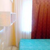 Квартира - ощущение праздника. Студия с 3-мя уютными спальнями.