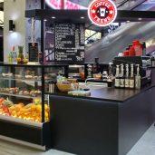 Кофейня в ТЦ Грин