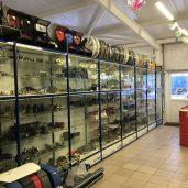 Магазин автозапчастей + интернет-магазин