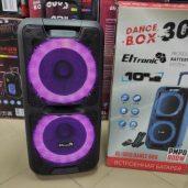 eltronic 20-09 DANCE BOX 300 минск продам беспроводная колонка