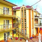 Семейный отдых на Чрном море отель Адам и Ева.Затока.