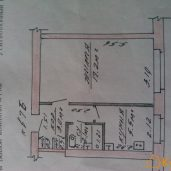 Продам 1-комнатную квартиру в Заславле