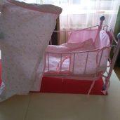 Кроватка для куклы Barbi