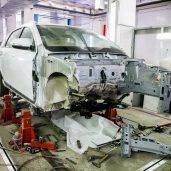 Капитальный ремонт кузова автомобилей