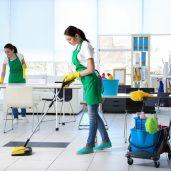 Уборка помещений и офисов – Звоните
