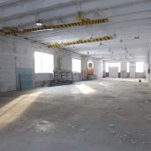 Отдельные помещение под производство или под склад.