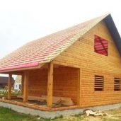 Строительство срубов домов, бань честные цены 100%